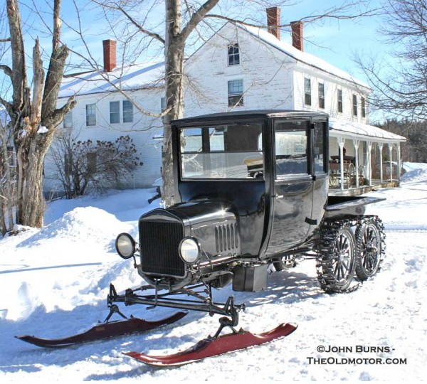 "Prime Motor Group >> The 2014 Model ""T"" Ford Snowmobile National Meet 