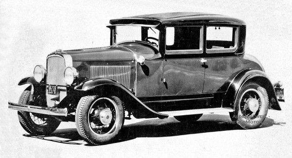 The Detroit Electric – An Upstart In The City That Ran on Gasoline ...