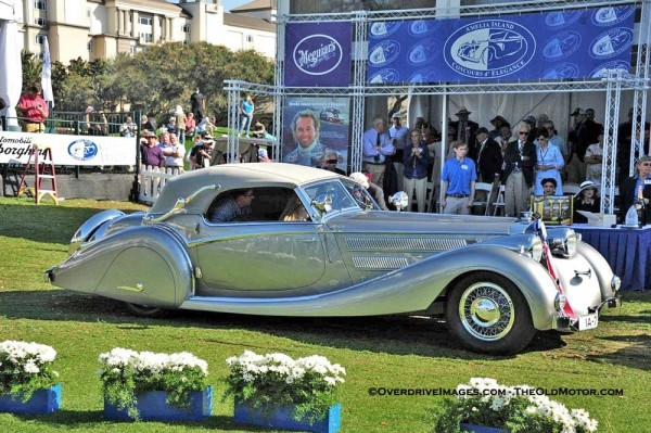 The Amelia Island Concours DElegance Winners The Old Motor - Amelia island car show