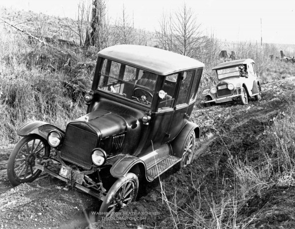 Mud Truck 1920 : National highways association the old motor
