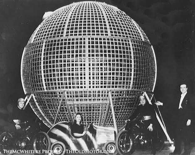 Durkin Brothers Globe of Death