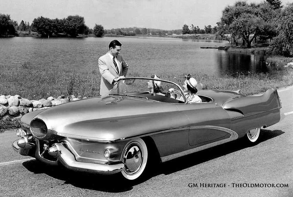 1951 Le Sabre show car