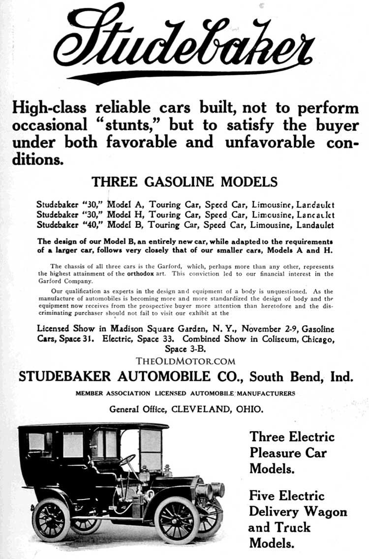 1908 Studebaker
