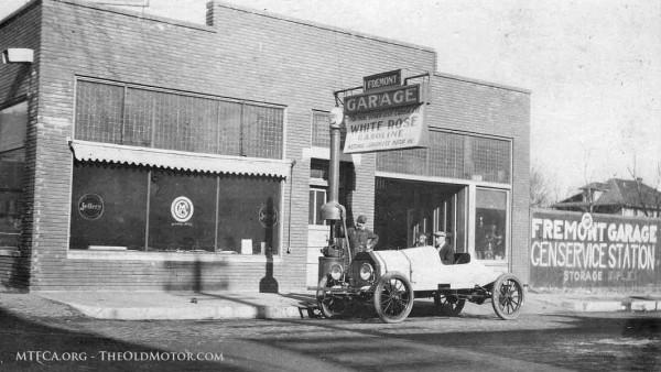 Ford Dealership Kansas City >> The Freemont Garage – Hoyt's Ford Garage | The Old Motor