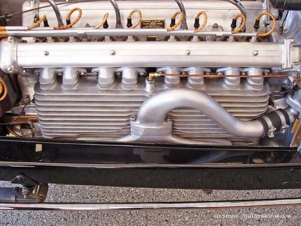 Perfect Circle Miller 91 engine