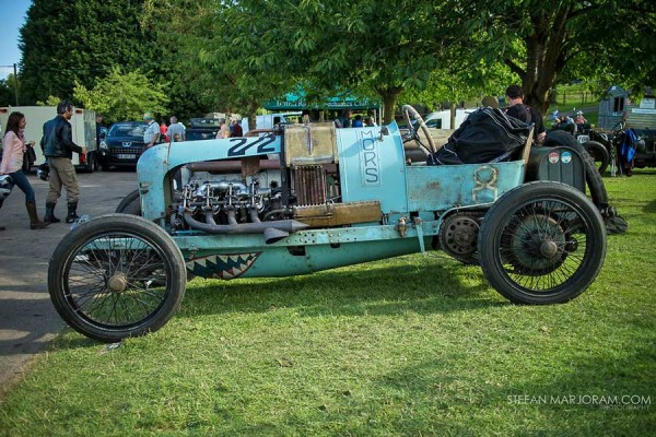 Time Marches On And The Early Antique, Sports And Racing Car Clubs That  Were Formed In England, Europe And Here In The U.S. Have Gained In Years.