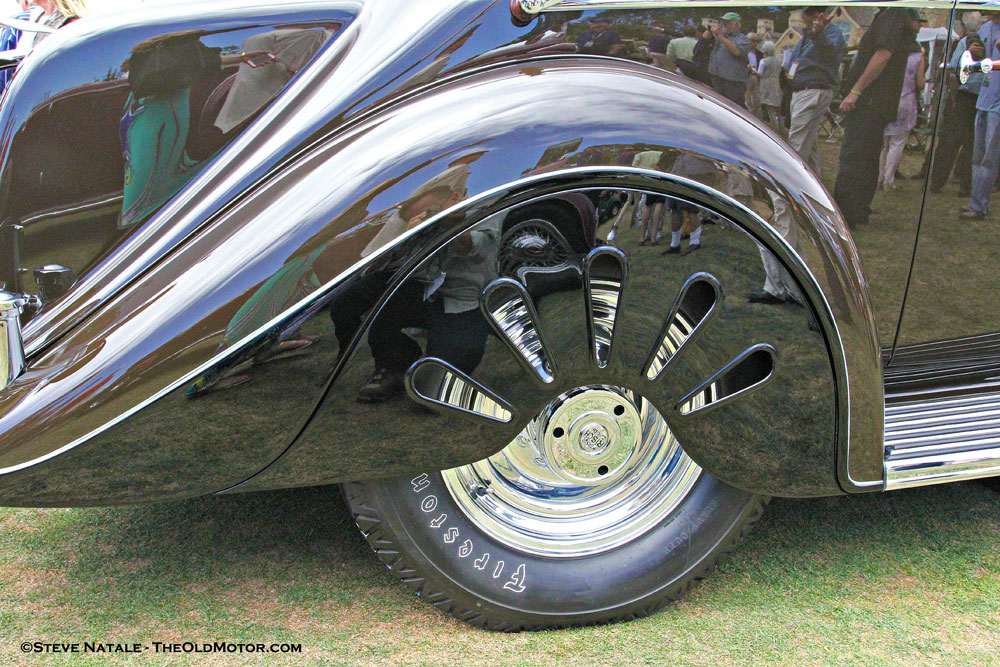 Graber-Bodied Packard