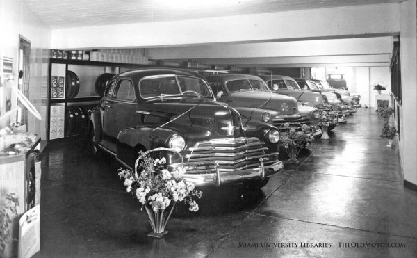 Ziliox Roe Motor Co A Buick Chevrolet And Pontiac Dealer - Ohio buick dealers