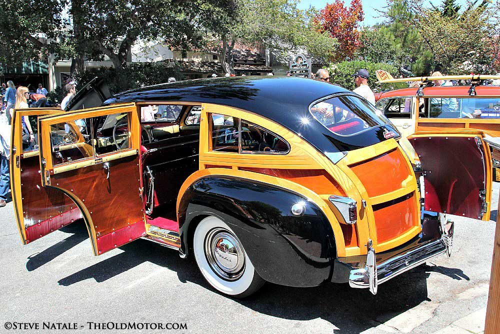 1941 Chrysler Barrel Back Town and County Estate Wagon
