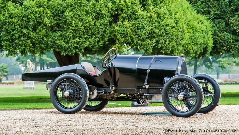 The 2014 Hampton Court Palace Concours Of Elegance The