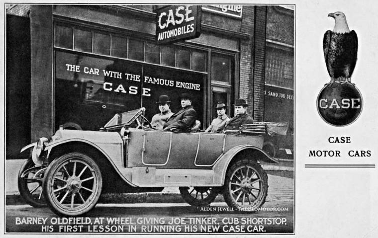 The Case Model 40 Automobile