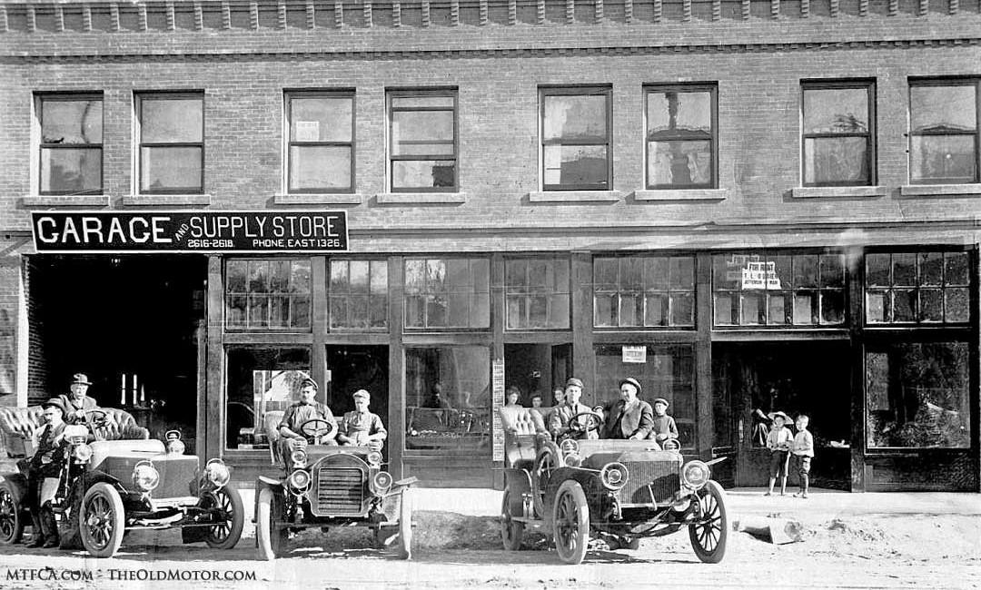 1905 mitchell 1905 Tourist 1905 Winton