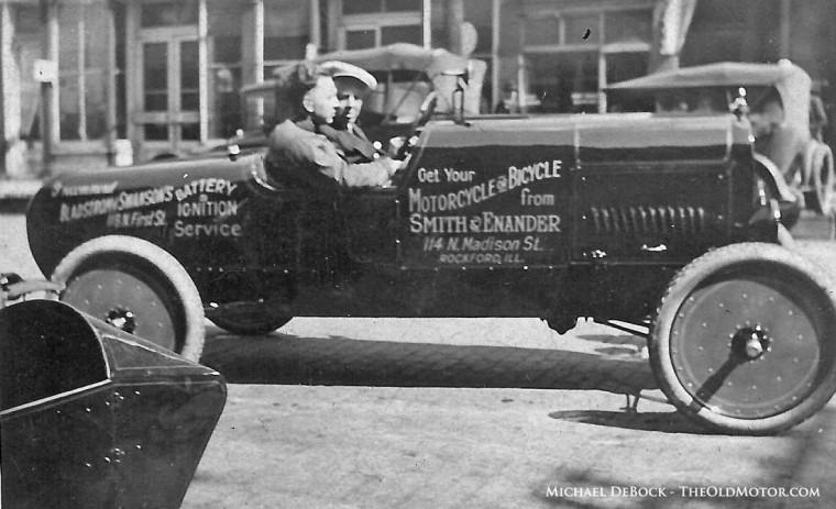 Model T Ford Speedster