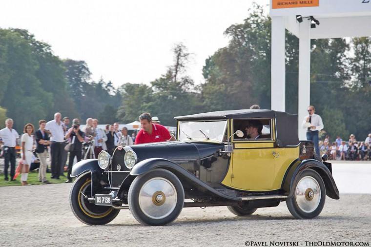 1928 Bugatti T40 'Lidia'