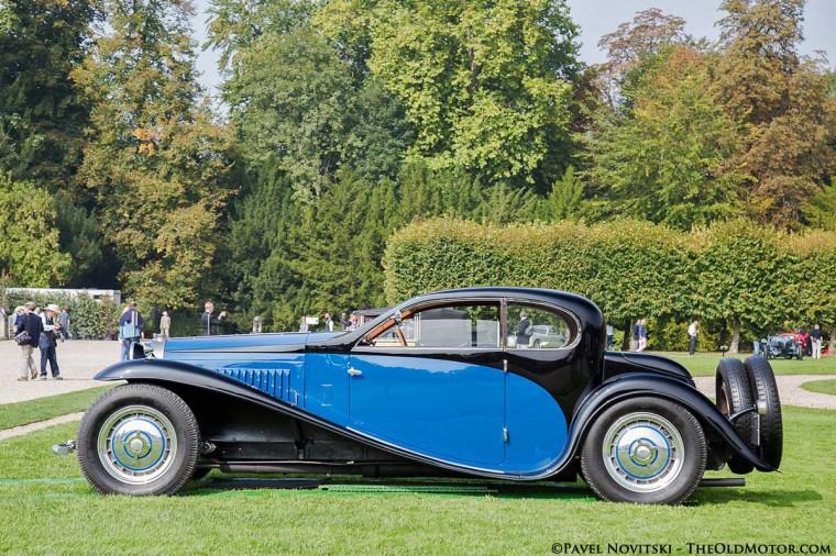 1932 Bugatti Type 50