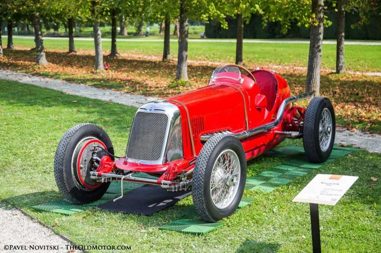 1933 Maserati 8CM