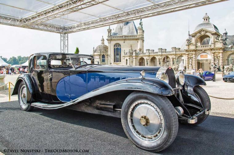 1930 Bugatti Type 41 Royale Coupe Napoleon