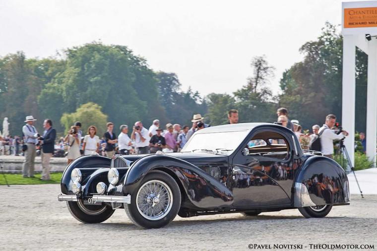 1937 Bugatti Type 57 S Atalante