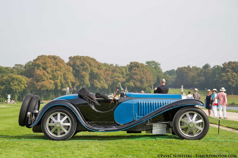 1933 Bugatti Type 55 Figoni et Falaschi Roadster