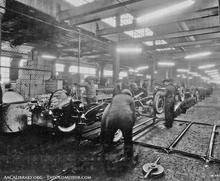 Rickenbacker Factory Photos