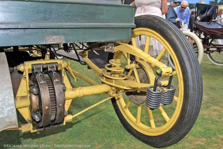 Stanley Steamer Model K 30-hp Semi-Racer