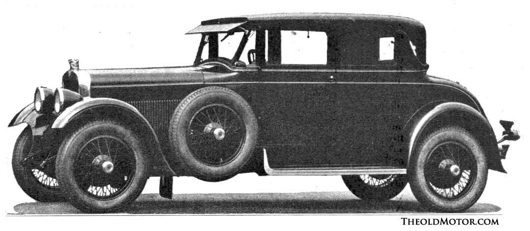 Used Cars Orillia >> The Rickenbacker – A Short-Lived Roaring Twenties ...