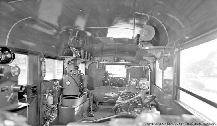 1930s travel trailer