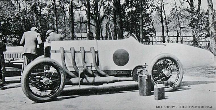 The Ultimate Fates Of Blitzen Benz Racing Cars No And No