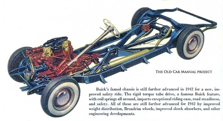 1942 Buick Fireball Straight Eight
