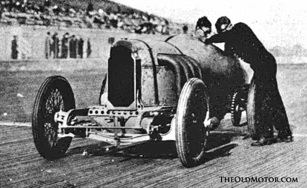 Blitzen Benz at Sheepshead Bay Race Track