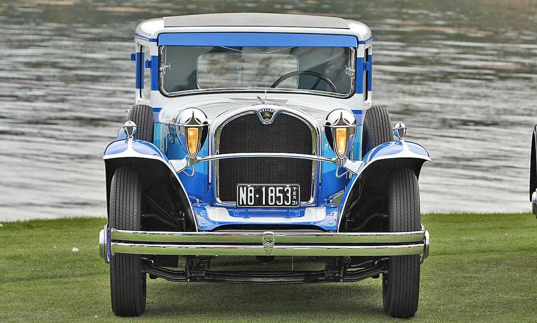 Moon Motor Car Company | The Old Motor