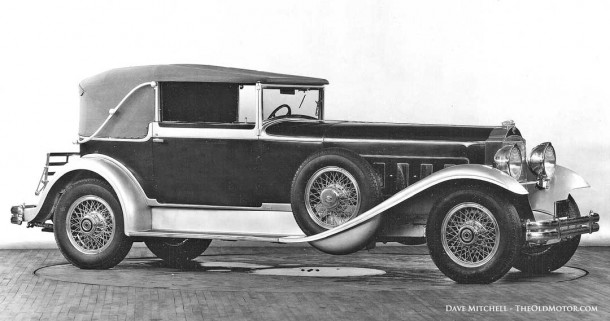 Experimental Packard Straight Twelve