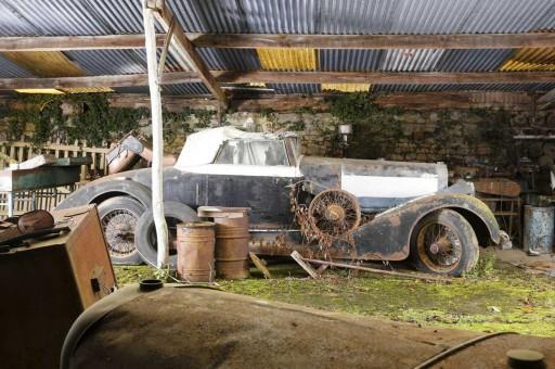 Hispano Suiza H6B cabriolet Millon-Guiet