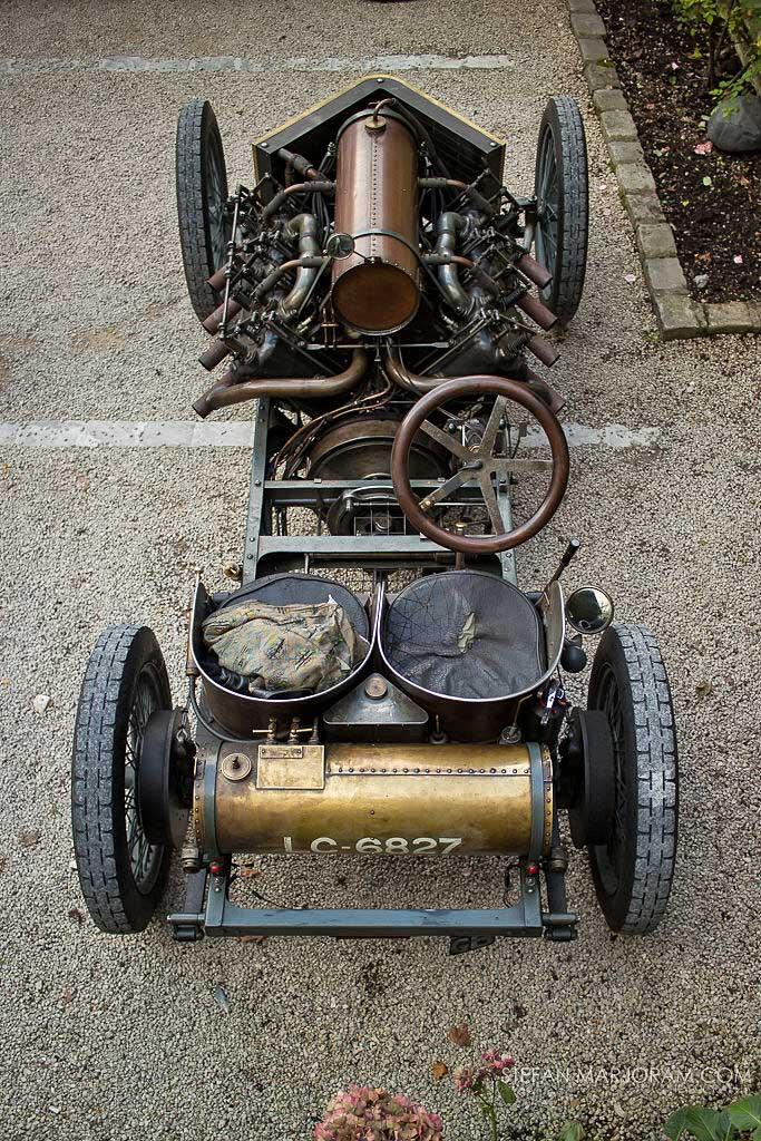 The Fire-Breathing 1905 Darracq 200 HP Land Speed Record Car | The ...