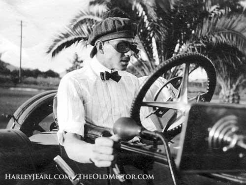 Harley J. Earl Mercer Runabout