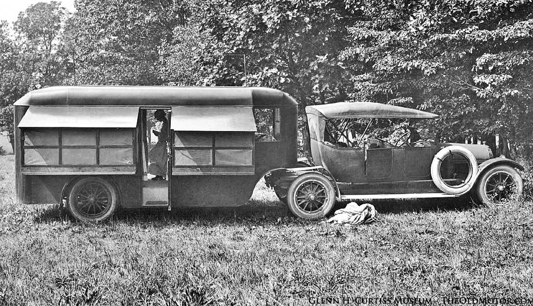 Curtiss Aerocar Trailer