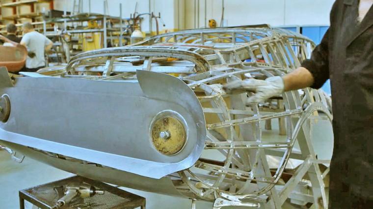 The Panelbeater – The Brandoli's Restore Ferrari Coachwork