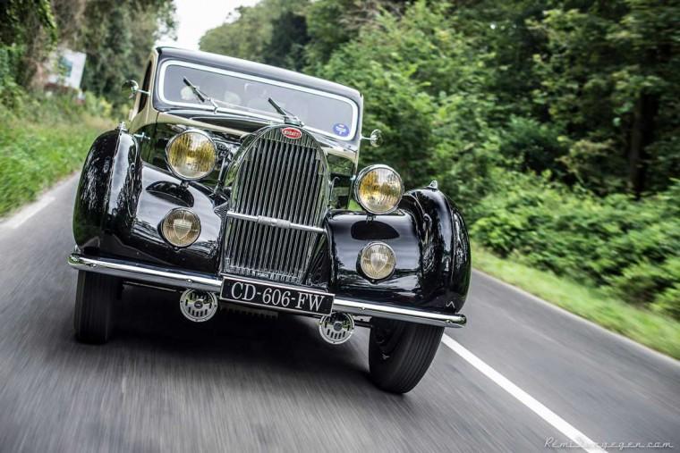 1937 Bugatti Type 57C Atalante