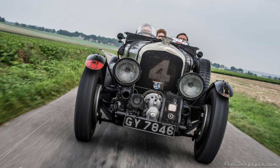 4.5 liter Blower Bentley