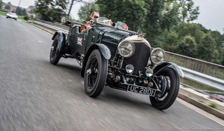 4.5 liter Bentley