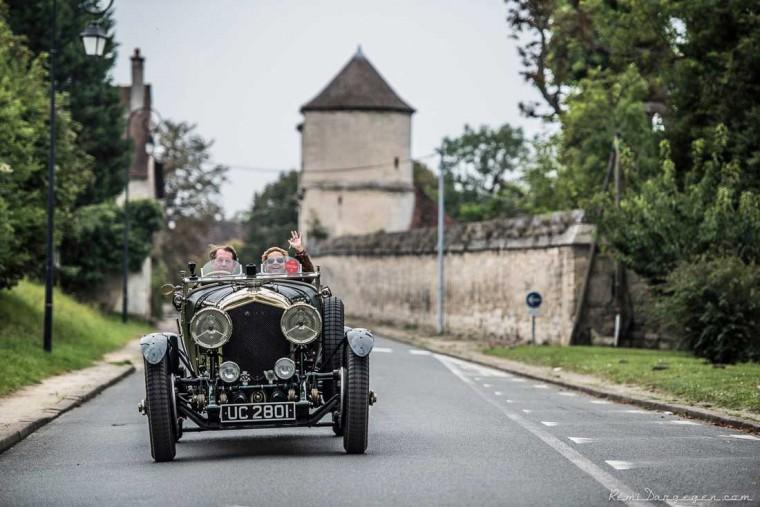 A 4.5 liter Bentley