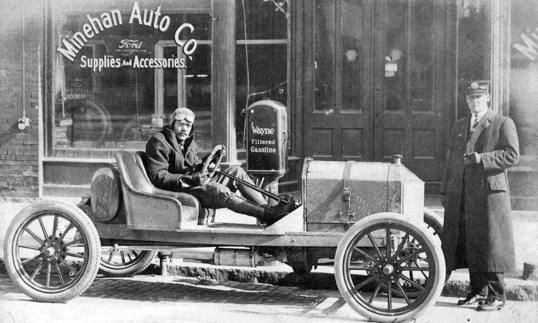 Entertaining Images of Model T Ford Speedsters and Racing Cars | The ...