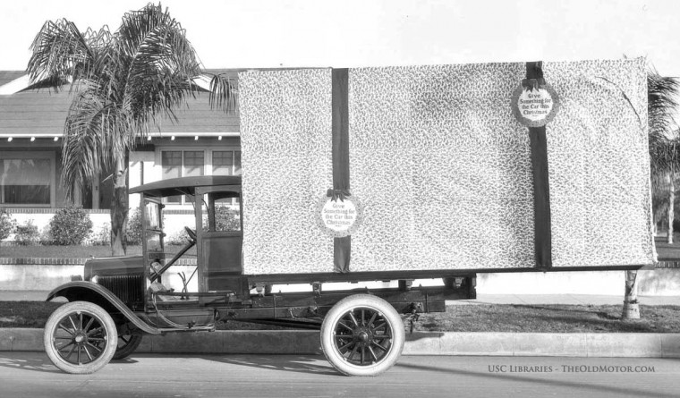 1925 Chevrolet Flatbed Truck
