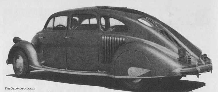 Lincoln Zephyr Prototypes