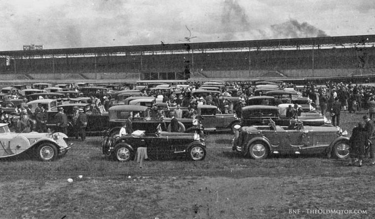 1929 Parc des Princes Concours d'Elegance Saoutchik-bodied Mercedes  Bugatti Type 43