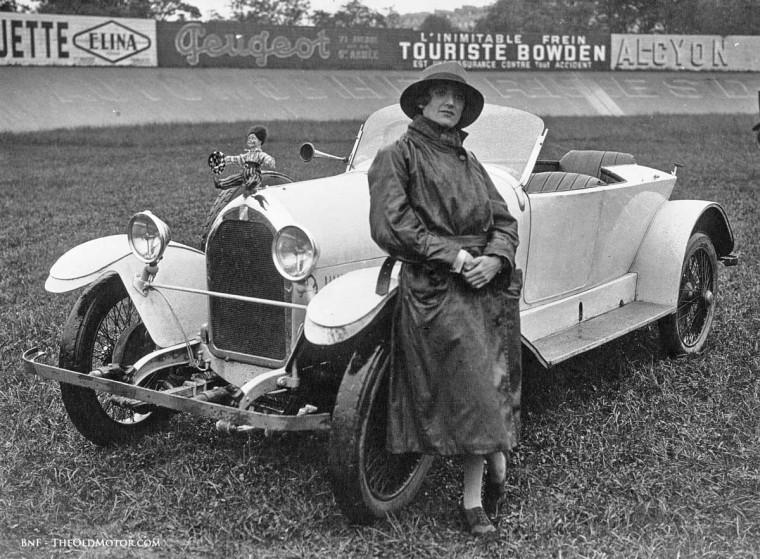1929 Parc des Princes Concours d'Elegance