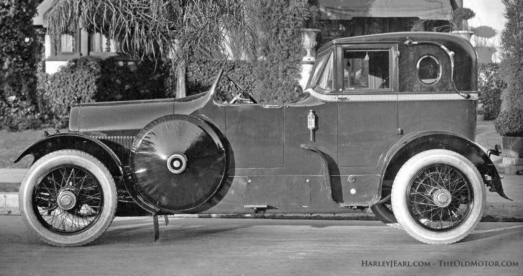 Harley J. Earl Cadillac Design