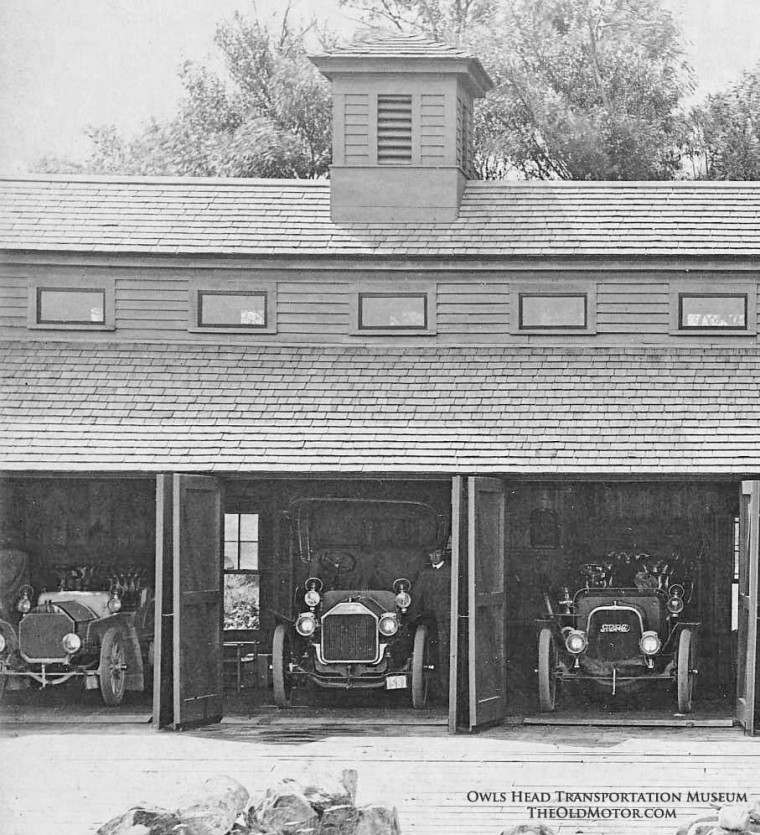 Ford Dealership Toledo >> The Farragut Hotel Garage – Rye, New Hampshire | The Old Motor