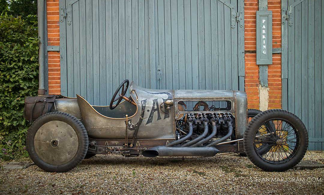 Richard Scaldwell\'s Sensational JAP V8-Powered GN Cycle Car | The ...