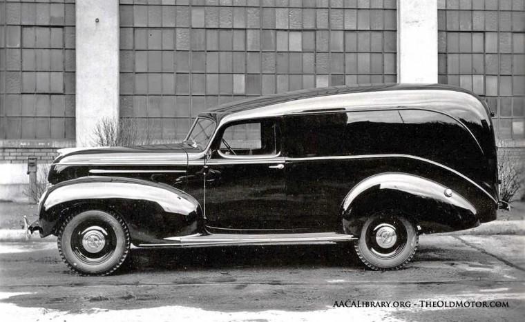 1939 Hudson Sedan Delivery